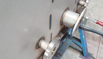Frischwasser- und Fäkalientank für WIS Marine GmbH